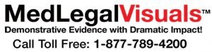 Contact MedLegalVisuals - Demonstrative Evidence with Dramatic Impact!